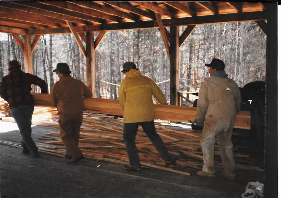 Red House Sawmill Renovation
